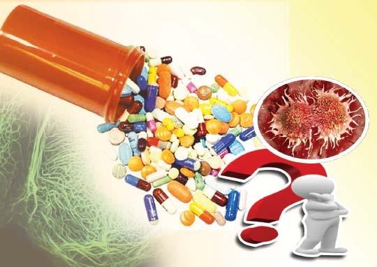"""Nhiều Loại Vitamin """"Tiếp Tay"""" Cho Bệnh Ung Thư"""