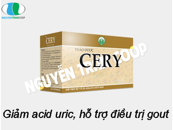 Thảo Dược CERY - Hộp 75g