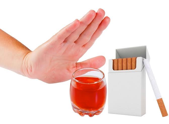 Thói quen sinh hoạt dẫn đến ung thư gan 1
