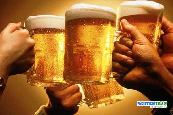 Ảnh hưởng của gan khi uống bia rượu 1