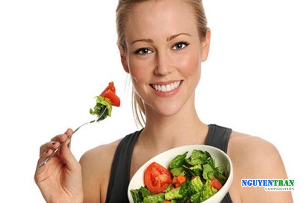 Ngăn ngừa ung thư - ăn uống lành mạnh