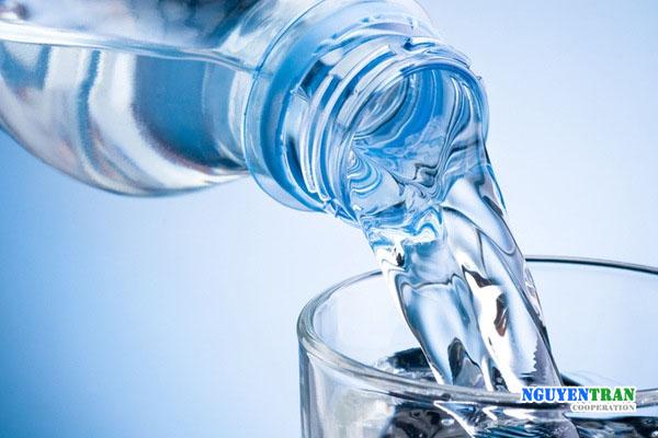 Ngăn ngừa ung thư - uống nhiều nước