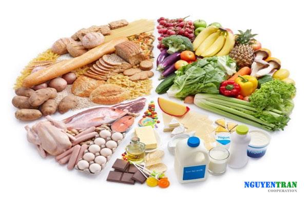 Thức ăn bổ dưỡng cho sức khỏe