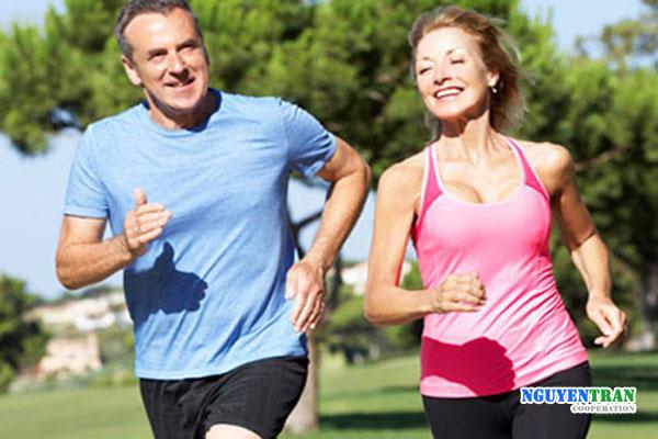 Ngăn ngừa ung thư - tập luyện thể dục