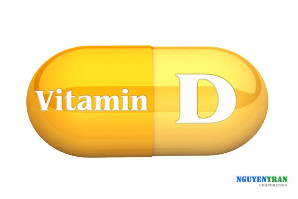 Ngăn ngừa ung thư - bổ sung vitamin d
