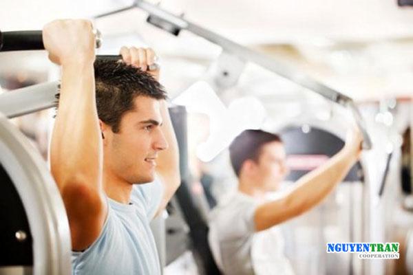 Tập thể dục hạn chế ung thư cho nam giới 1