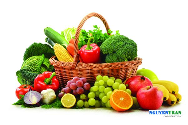 Ăn nhiều rau, củ, quả - giảm bụng bia