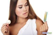 Nguy hiểm khi dùng thuốc tránh thai trị mụn 3