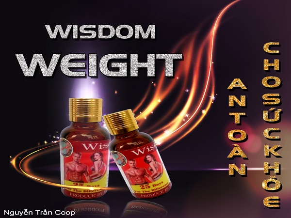 thuoc tang can wisdom weight NTC1