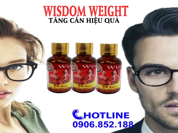 thuoc tang can wisdom weight NTC3