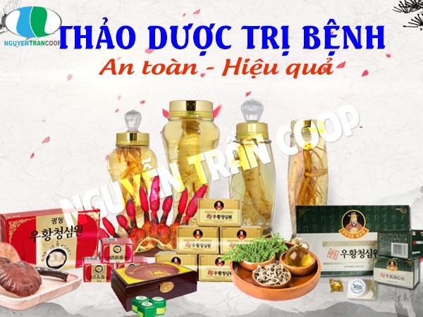 Thảo dược Nguyễn Trần Coop